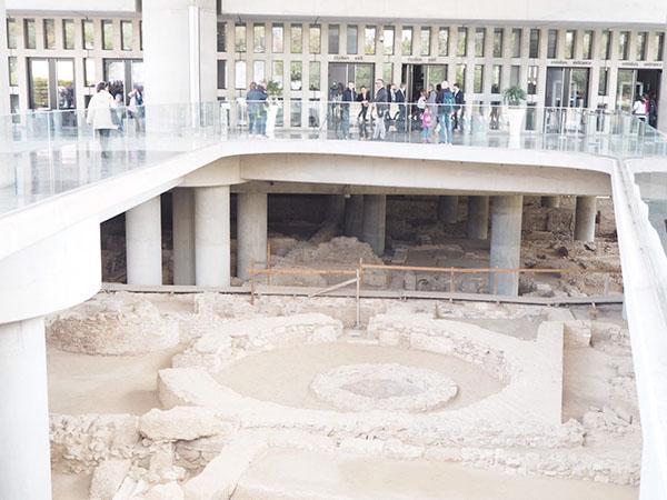 ギリシャに行ったら行くべきセンス抜群博物館