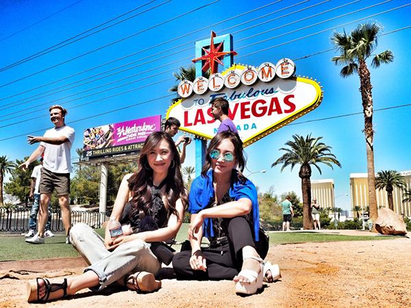 【Las Vegas旅行】眠らない大人のディズニーランドでスリ?!涙