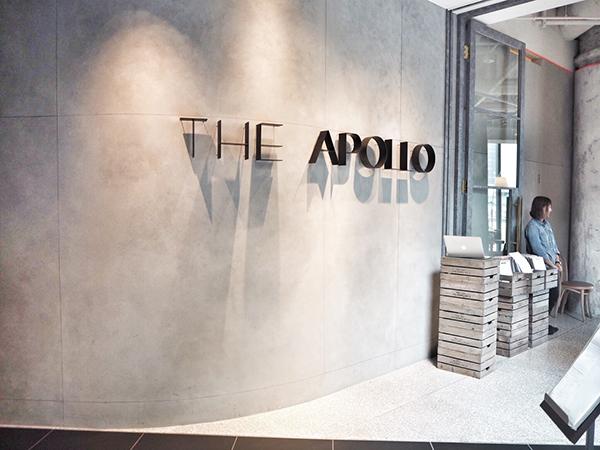 アポロ ギンザ/ THE APOLLO