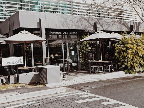 トップパドック/Top Paddock Cafe【メルボルン】