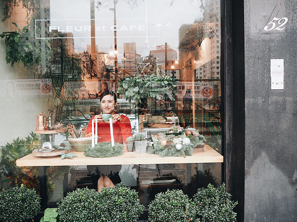 fleuretcafe【香港カフェ】