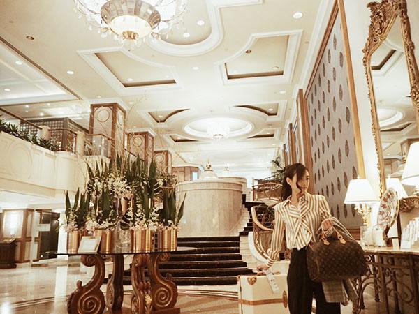 メルボルン3日目【ラグジュアリーなホテルに贅沢な時間】