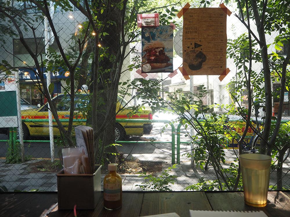 チリパーラーナイン 市ヶ谷 カフェ 03