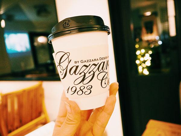 ガザーラカフェ /Gazzara Coffe