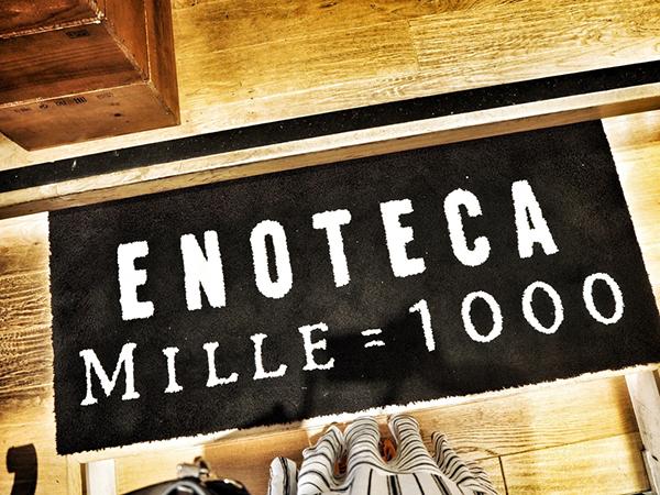 エノテカミレギンザ/ENOTECA MILLE