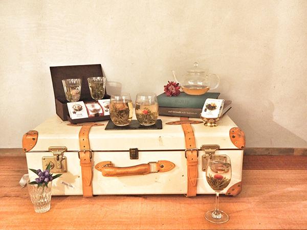 大人の贅沢な時間を共にする工芸茶【CroesuS/クロイソス】
