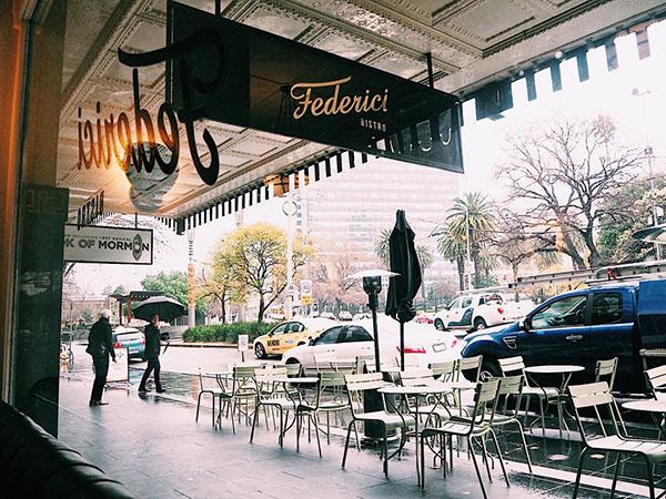 フェデリコビストロ/Federici Bistro【メルボルン】