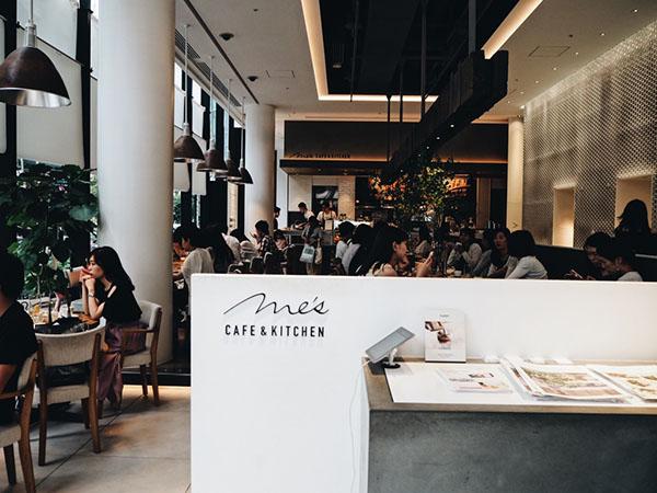 ミーズカフェアンドキッチン/Me's CAFE & KITCHEN at METoA Ginza