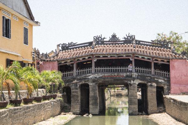 世界が認めるかわいい町ホイアンでの朝散歩♡【ベトナム】