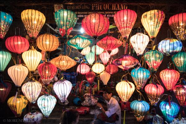 世界遺産に登録されている古都ホイアンで美しすぎる夜を過ごす【ベトナム】