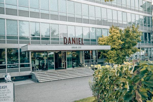 【ウィーンホテル】Hotel Daniel Vienna