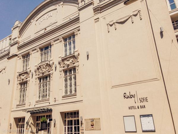 【ウィーン ホテル】Ruby Sofie Hotel Vienna