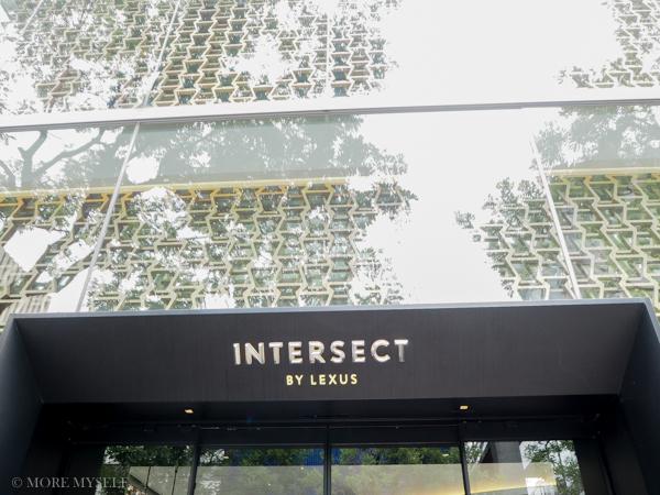 インターセクトバイレクサス/INTERSECT BY LEXUS