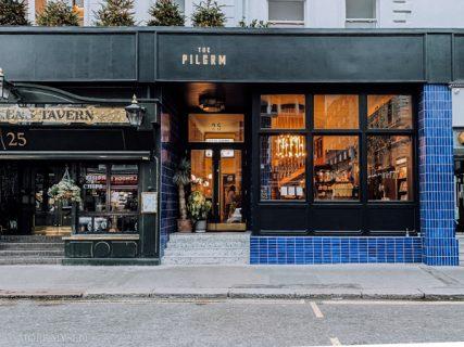 【ロンドンホテル】THE PILGRM