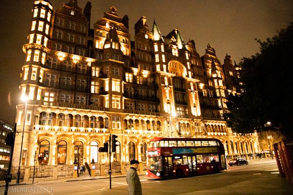 【ロンドンホテル】Kimpton Fitzroy London