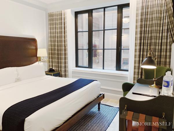 【ニューヨークホテル】Merrion Row Hotel And Public House