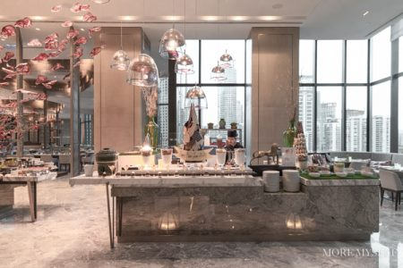 【マレーシア 】フォーシーズンズホテルの豪華バイキングcurateでディナー