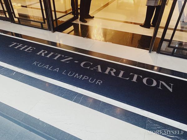 【マレーシア】ザ・リッツ・カールトンクアラルンプール ひとり旅の客室