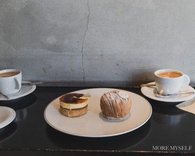 【東京カフェ】トリュフにフォアグラのケーキ?! Libertable