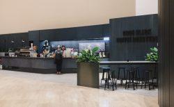 【メルボルンカフェ】CODE BLACK COFFEE ROASTERSの黒の世界